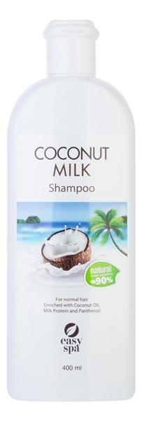 Шампунь для нормальных волос Coconut Milk Shampoo 400мл