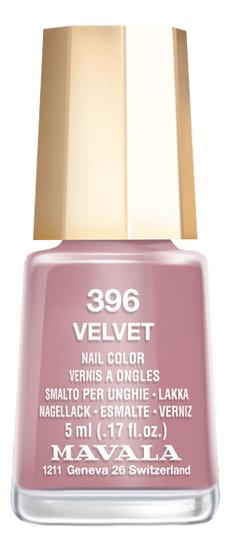 Купить Лак для ногтей Nail Color Cream 5мл: 396 Velvet, MAVALA