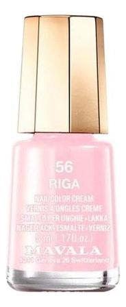 Фото - Лак для ногтей Nail Color Cream 5мл: 56 Riga лак для ногтей nail color cream 5мл 312 poetic rose