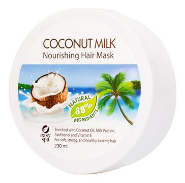 Маска питательная для волос Coconut Milk Nourishing Hair Mask 230мл