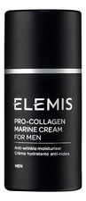 Elemis Крем для лица Pro-Collagen Marine Cream For Men 30мл