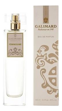 Купить Feminissime: парфюмерная вода 100мл, Galimard