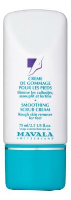 Купить Смягчающий гель-скраб для ног Smoothing Scrub Cream 75мл, MAVALA