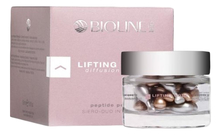 Bioline-Jato Сыворотка для лица в капсулах Lifting Code Peptide Pearls Intensive Serum-Duo 30*0,3г