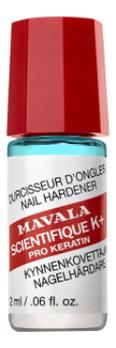 Проникающий укрепитель для ногтей Scientifique K+: Укрепитель 2мл, Проникающий укрепитель для ногтей Scientifique К+, MAVALA  - Купить