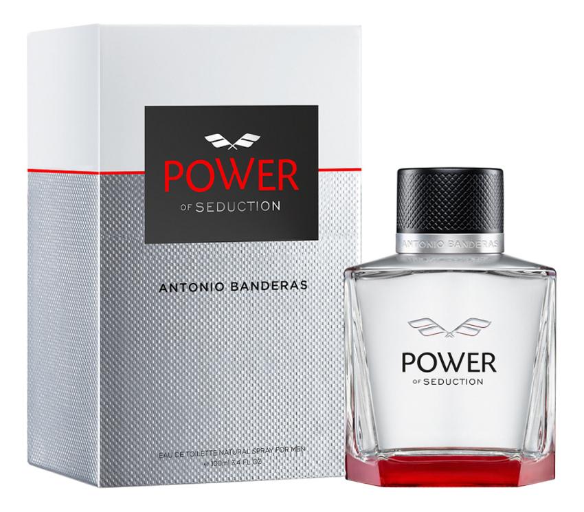 Antonio Banderas Power Of Seduction: туалетная вода 100мл