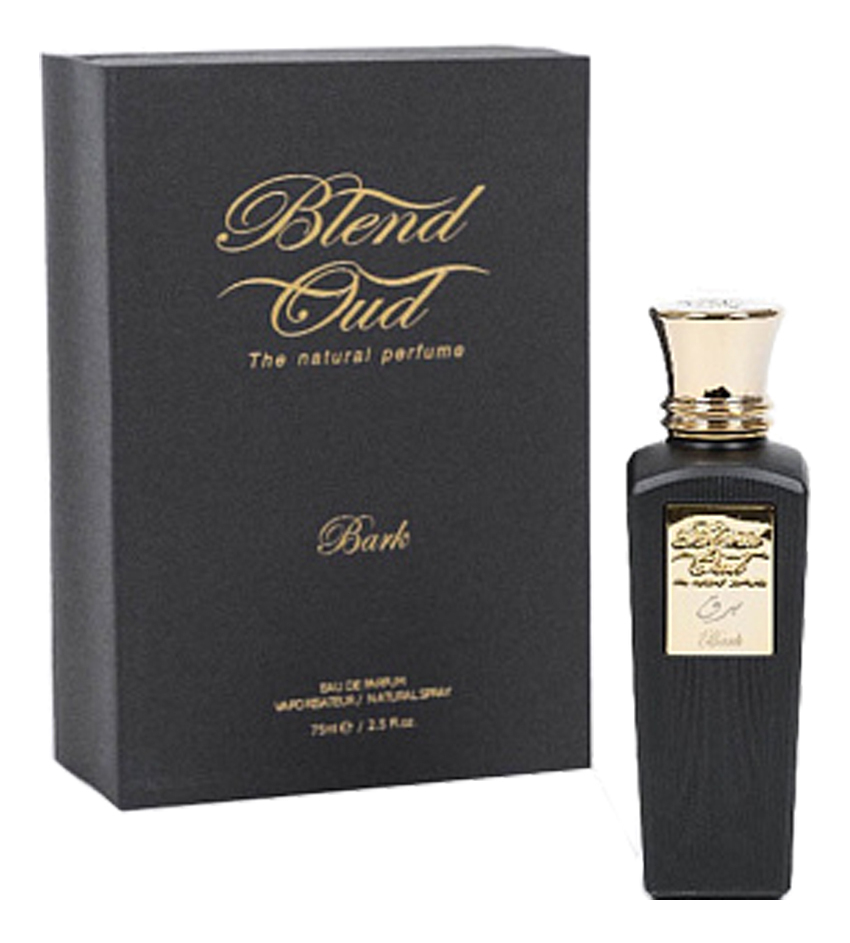 Blend Oud Bark: парфюмерная вода 75мл цена 2017