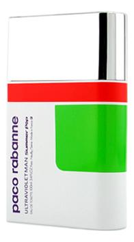 Paco Rabanne Ultraviolet Summer Pop Man: туалетная вода 100мл тестер