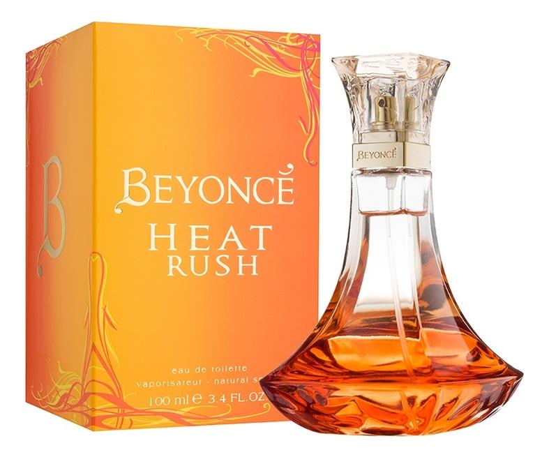 Beyonce Heat Rush: туалетная вода 100мл