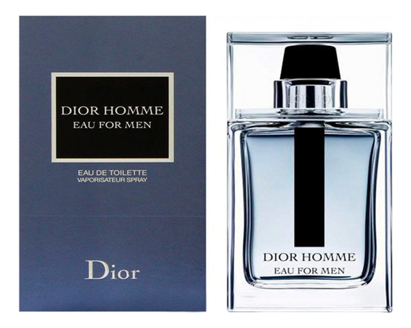 Christian Dior Homme Eau for Men: туалетная вода 100мл