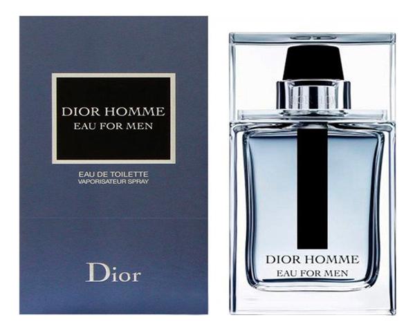 Купить Christian Dior Homme Eau for Men: туалетная вода 100мл