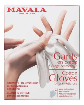 Перчатки для рук Cotton Gloves 1 пара