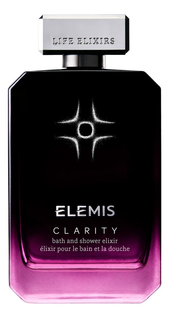 Эликсир для ванны и душа Life Elixirs Bath & Shower Clarity 100мл со эликсир купить