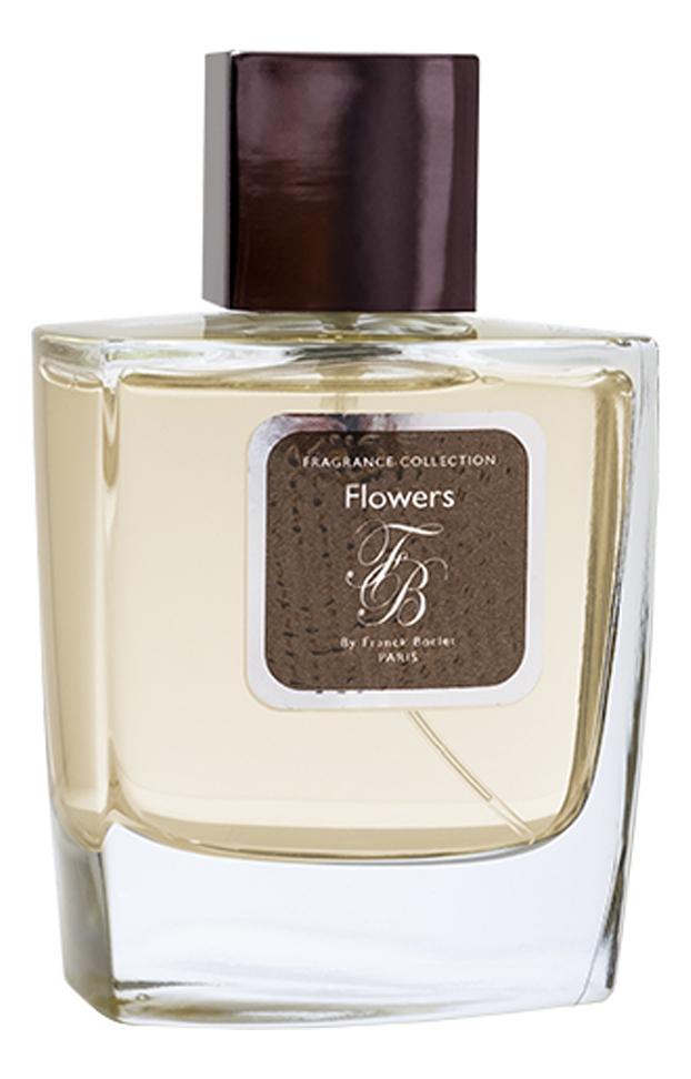 Купить Flowers: парфюмерная вода 2мл, Franck Boclet