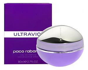 Paco Rabanne Ultraviolet Woman: парфюмерная вода 80мл ultraviolet edр 50 мл paco rabanne 8 марта женщинам