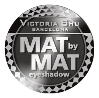 Тени для век матовые Mat By Mat Eyeshadow 1,5г: No 444 сарафан parole by victoria andreyanova parole by victoria andreyanova pa057ewanxd2