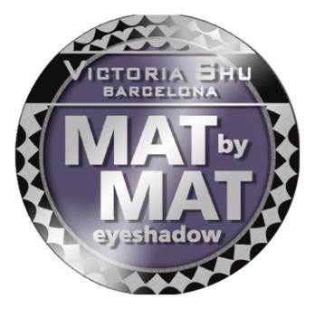 Тени для век матовые Mat By Mat Eyeshadow 1,5г: No 446 сарафан parole by victoria andreyanova parole by victoria andreyanova pa057ewanxd2