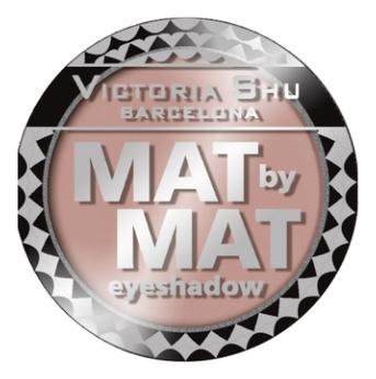 Тени для век матовые Mat By Mat Eyeshadow 1,5г: No 447