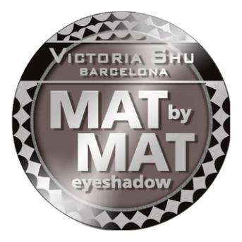 Тени для век матовые Mat By Mat Eyeshadow 1,5г: No 448