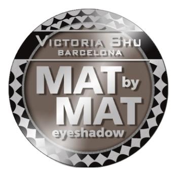 Тени для век матовые Mat By Mat Eyeshadow 1,5г: No 450 сарафан parole by victoria andreyanova parole by victoria andreyanova pa057ewanxd2