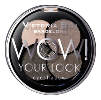 Тени для век Wow! Your Look Eyeshadow 3г: No 241 тени для век 1 seconde smokey effect eyeshadow 3г 001 black on track