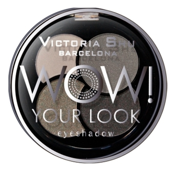 Тени для век Wow! Your Look Eyeshadow 3г: No 242 тени для век 1 seconde smokey effect eyeshadow 3г 001 black on track