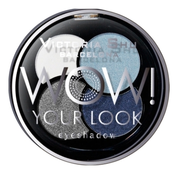 Тени для век Wow! Your Look Eyeshadow 3г: No 243 тени для век 1 seconde smokey effect eyeshadow 3г 001 black on track