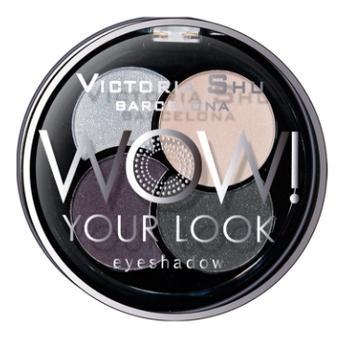 Фото - Тени для век Wow! Your Look Eyeshadow 3г: No 244 тени для век basic eyeshadow 1 3г 007 warm arms