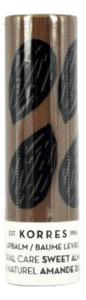 Бальзам для губ с экстрактом сладкого миндаля Lip Balm Sweet Almonds 5мл коррес бальзамстик для губ с экстрактом мандарина бесцветный spf 15 5 мл korres korres уход за губами