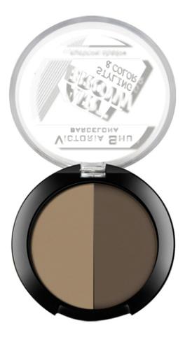 Тени для бровей Art Brow Styling & Color Eyebrow Shadow 2г: No 101