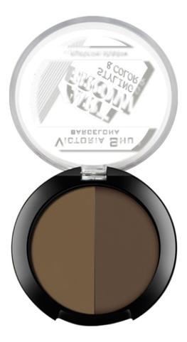 Тени для бровей Art Brow Styling & Color Eyebrow Shadow 2г: No 102