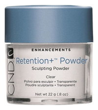 CND Пудра для ногтей Retention+ Powder Clear