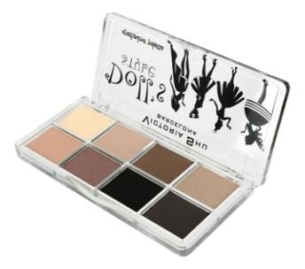 Фото - Палетка теней для век Doll's Style Eyeshadow Palette 12г: No 50 палетка теней для век new neutral smoked palette