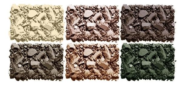 Палетка теней для век Pop Show Eyeshadow Mini 2,4г: No 469 палетка теней для век eyeshadow palette mini paris no 03