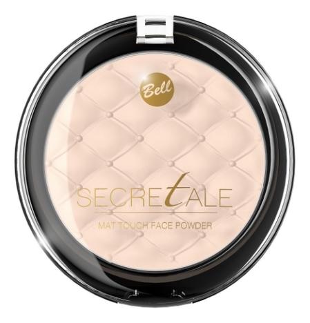Матирующая пудра фиксирующая макияж Secretale Mat Touch Face Powder 9г: No 02 bell secretale пудра компактная матирующая фиксирующая mat touch face powder тон 04