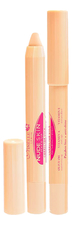 NINELLE Корректор-стик для лица Nude Skin Make-Up Corrector Stick 2г