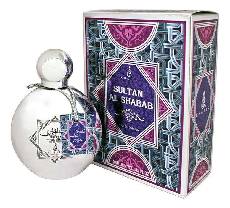 Купить Sultan Al Shabab: парфюмерная вода 100мл, Khalis