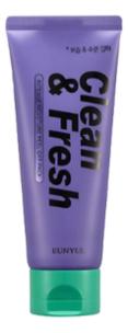 Увлажняющая маска-пленка для лица Clean & Fresh Intense Moisture Peel Off Pack 120мл пленка