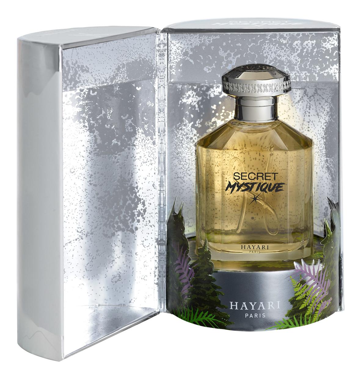 Купить Secret Mystique: парфюмерная вода 70мл, Hayari Parfums