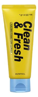 Очищающая пенка для сияния кожи Clean & Fresh Pure Brightening Foam Cleanser 150мл christina fresh pure natural cleanser отзывы