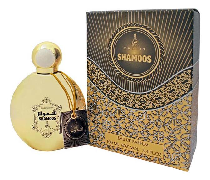 Купить Shamoos: парфюмерная вода 100мл, Khalis