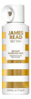 Фото - Спрей-автозагар для лица и тела Gradual Tan Instant Bronzing Mist Face & Body 200мл масло для автозагара james read self tan coconut dry tan body 100 мл