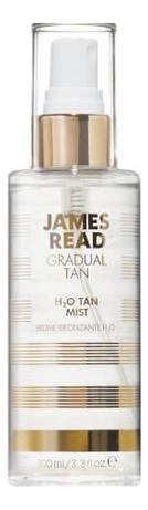 Спрей для лица с эффектом сияния Gradual Tan H2O Mist Face: 100мл