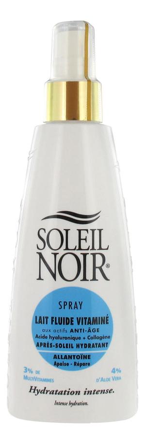 Антивозрастное молочко для тела после загара Apres-Soleil Spray Lait Fluide Vitamine Hydratant Allantoine 150мл недорого
