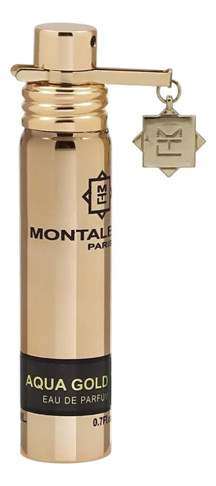 Купить Aqua Gold: парфюмерная вода 20мл, Montale