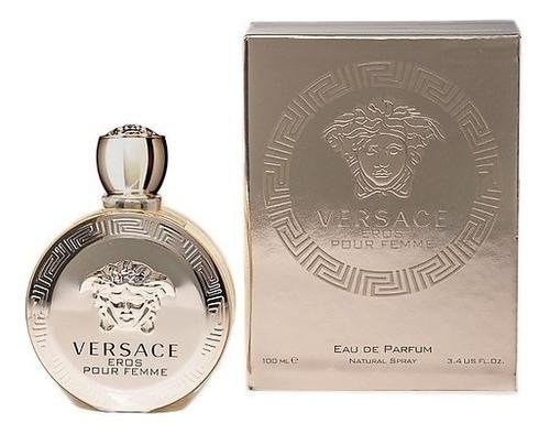 Фото - Versace Eros Pour Femme: парфюмерная вода 100мл versace ve110dwely06