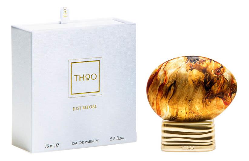 Купить Just Before: парфюмерная вода 75мл, The House of Oud