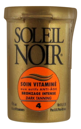 Антивозрастной крем для лица Soin Vitamine Bronzage Intense SPF4 20мл