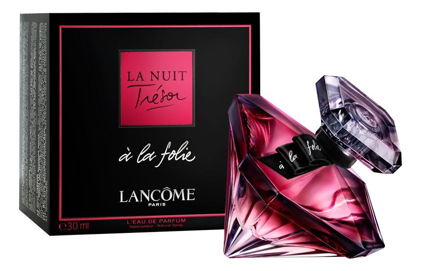 Фото - Lancome La Nuit Tresor A La Folie: парфюмерная вода 30мл lancome tresor midnight rose парфюмерная вода 30мл