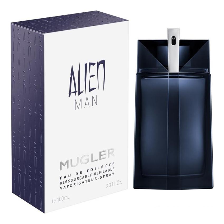 Mugler Alien Men: туалетная вода 100мл